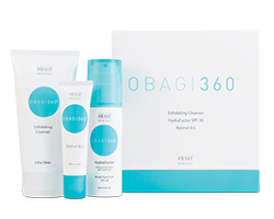 Obagi 360 products